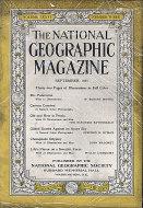 National Geographic Vol. LXXVI No. 3 Magazine