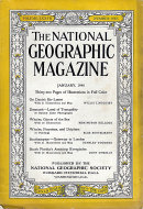 National Geographic Vol. LXXVII No. 1 Magazine