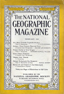 National Geographic Vol. LXXVII No. 2 Magazine