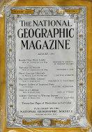 National Geographic Vol. LXXX No. 2 Magazine