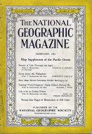 National Geographic Vol. LXXXI No. 2 Magazine
