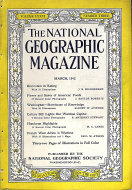 National Geographic Vol. LXXXI No. 3 Magazine