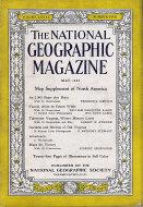 National Geographic Vol. LXXXI No. 5 Magazine
