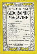 National Geographic Vol. LXXXII No. 2 Magazine