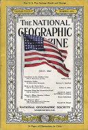 National Geographic Vol. LXXXIV No. 1 Magazine