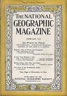 National Geographic Vol. LXXXIX No. 2 Magazine