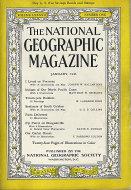 National Geographic Vol. LXXXVII No. 1 Magazine
