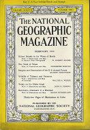 National Geographic Vol. LXXXVII No. 2 Magazine