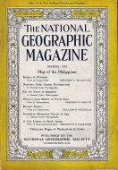 National Geographic Vol. LXXXVII No. 3 Magazine