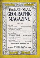 National Geographic Vol. LXXXVII No. 4 Magazine