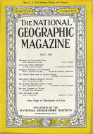 National Geographic Vol. LXXXVII No. 5 Magazine