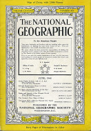 National Geographic Vol. LXXXVII No. 6 Magazine