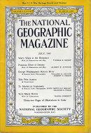 National Geographic Vol. LXXXVIII No. 1 Magazine
