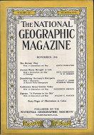 National Geographic Vol. XC No. 5 Magazine