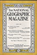National Geographic Vol. XCII No. 1 Magazine