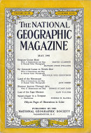 National Geographic Vol. XCIII No. 5 Magazine