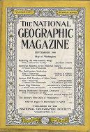 National Geographic Vol. XCIV No. 3 Magazine