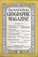National Geographic Vol. XCIV No. 5 Magazine