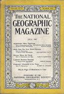 National Geographic Vol. XCVI No. 1 Magazine