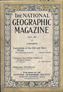National Geographic Vol. XLII No. 1 Magazine