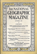 National Geographic Vol. XLVI No. 4 Magazine