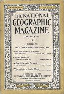 National Geographic Vol. XLVI No. 6 Magazine