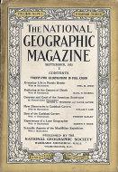 National Geographic Vol. XLVIII No. 3 Magazine