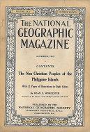 National Geographic Vol. XXIV No. 11 Magazine