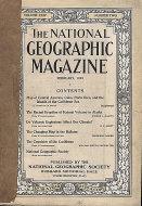 National Geographic Vol. XXIV No. 2 Magazine