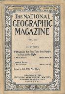 National Geographic Vol. XXIV No. 7 Magazine