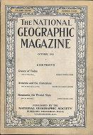 National Geographic Vol. XXVIII No. 4 Magazine