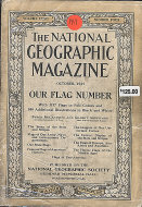 National Geographic Vol. XXXII No. 4 Magazine