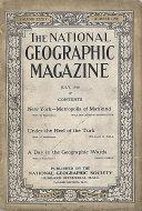 National Geographic Vol. XXXIV No. 1 Magazine