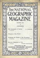 National Geographic Vol. XXXVI No. 2 Magazine