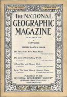 National Geographic Vol. XXXVI No. 5 Magazine