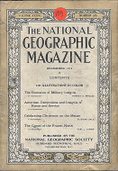 National Geographic Vol. XXXVI No. 6 Magazine