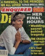 National Inquirer Vol. 72 No. 9 Magazine