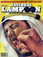 National Lampoon April 1980 Magazine