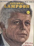 National Lampoon  Feb 1,1977 Magazine