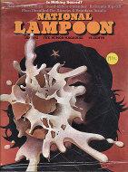 National Lampoon  Jan 1,1972 Magazine