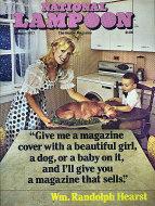 National Lampoon January 1977 Magazine