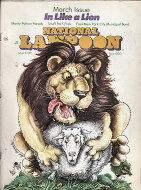 National Lampoon  Mar 1,1976 Magazine