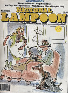 National Lampoon  Mar 1,1981 Magazine