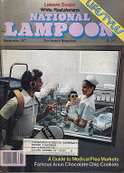 National Lampoon  Nov 1,1977 Magazine