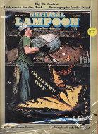 National Lampoon  Oct 1,1975 Magazine