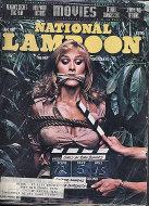 National Lampoon  Oct 1,1981 Magazine