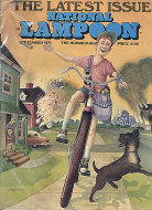 National Lampoon  Sep 1,1976 Magazine