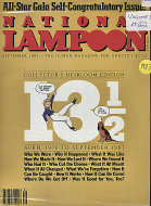 National Lampoon  Sep 1,1983 Magazine