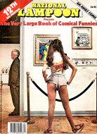 National Lampoon: The Very Large Book of Comical Funnies Magazine
