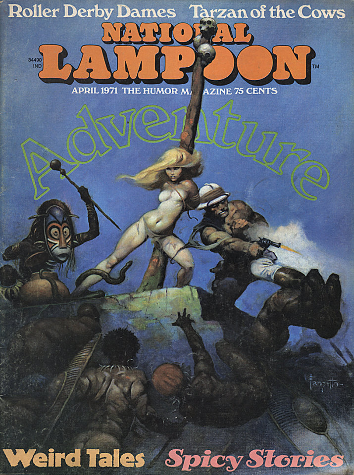 National Lampoon Vol. 1 No. 13
